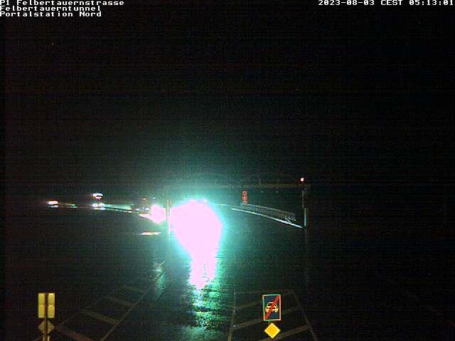Webcam Livebild Norportal - Felbertauernstraße