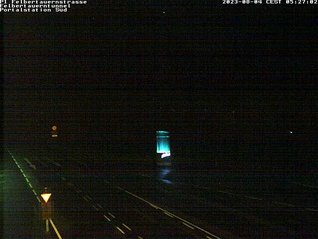 Live-Kamerablick auf ausgesuchte Berg- und Passstraßen - Webcam Felbertauern